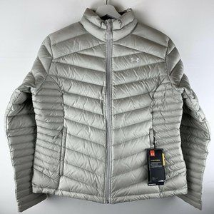 Womens Under Armour Goose Down Jacket Size XL Stor
